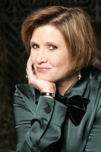 carrie fisher bild